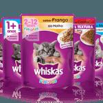 Whiskas – Faz bem ou mal para o gato?