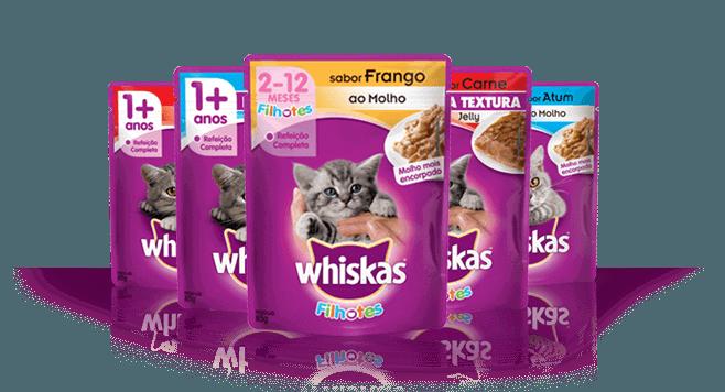 Whiskas - Faz bem ou mal para o gato?