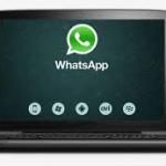 Como usar o Whatsapp no notebook