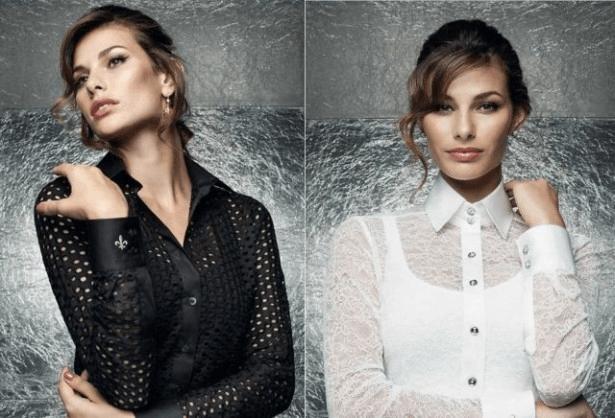 camisas femininas modelos