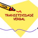 Transitividade Verbal Exercícios