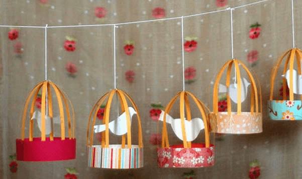 decoração de artesanato para quarto
