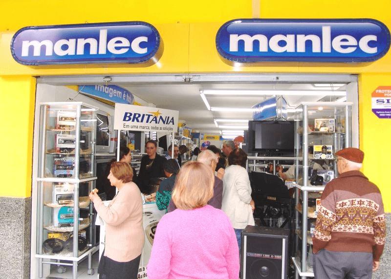Lojas Manlec - Móveis, Eletrodomésticos e Decoração