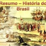História do Brasil Resumo