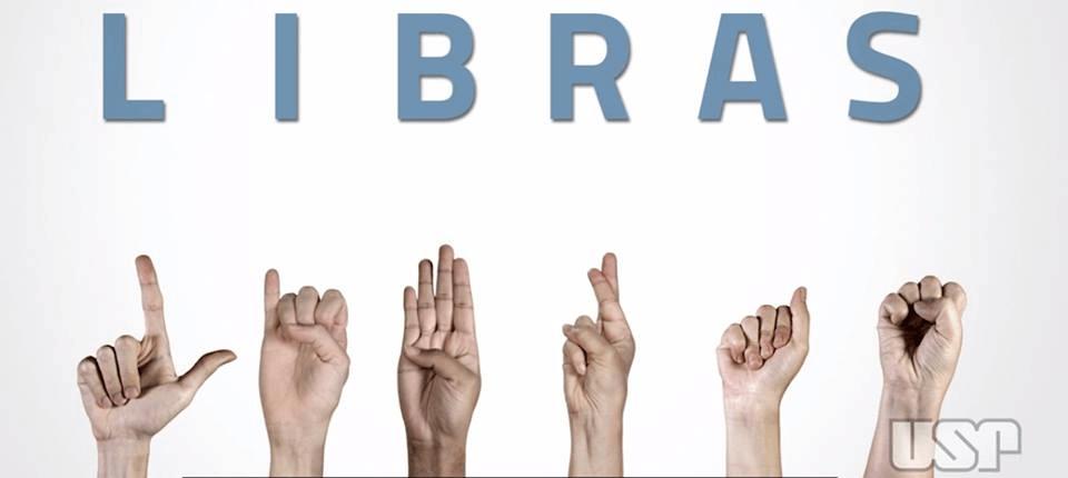 Linguagem de sinais - Cursos online