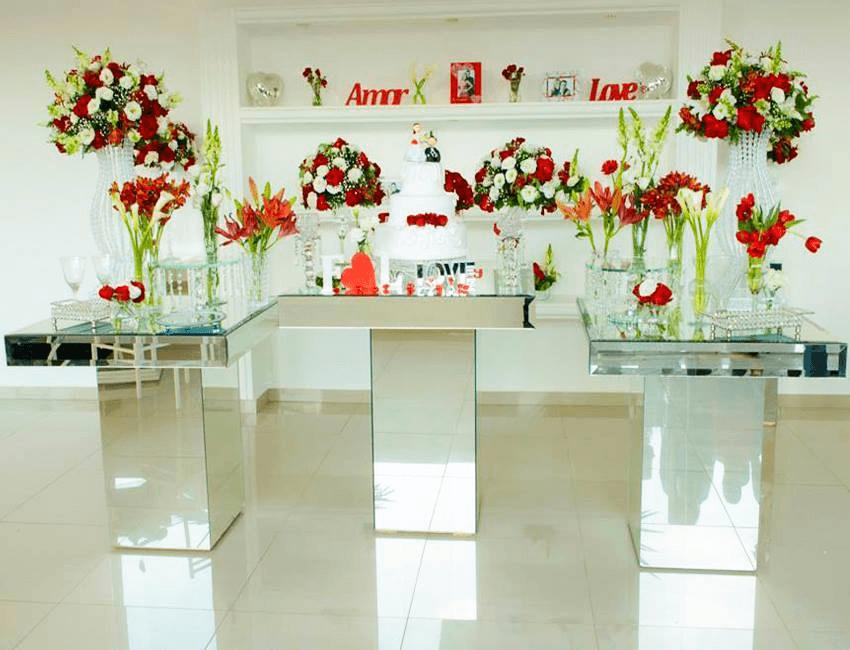 decorando com vidros