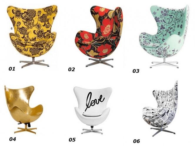 cadeiras para decoração