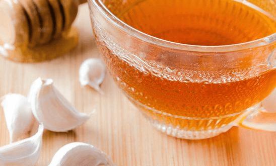 Chá de Alho Como Fazer