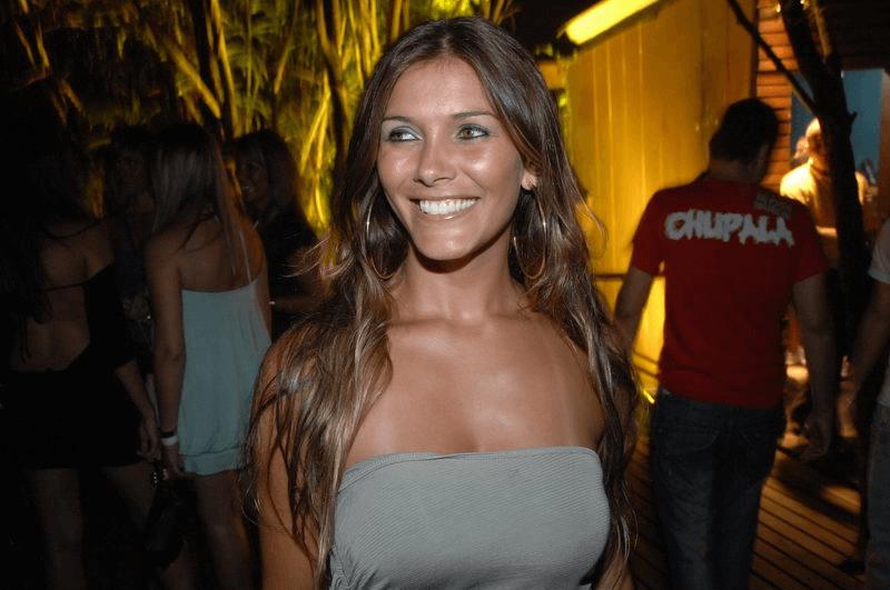 Gabriela Monteiro ex panicat