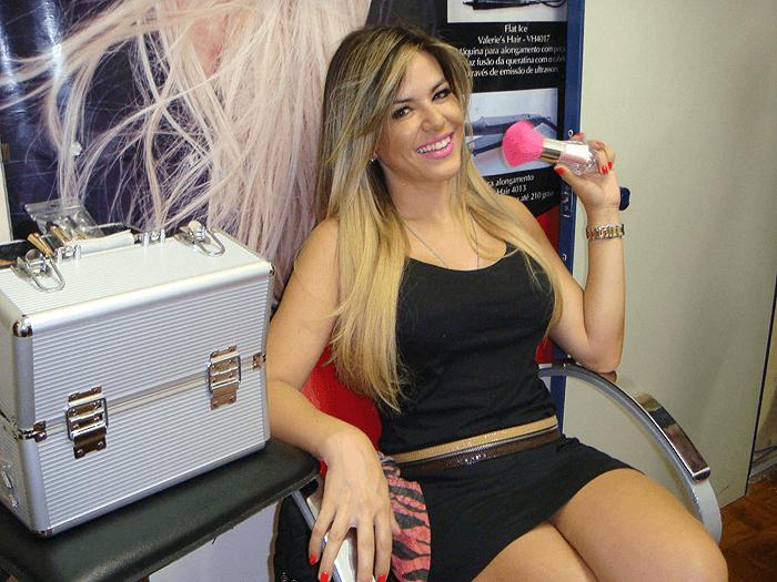 Tânia Oliveira ex panicat