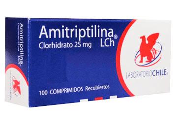Amitriptilina   Bula e Efeitos Colaterais