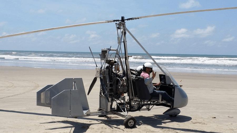 girocoptero preços