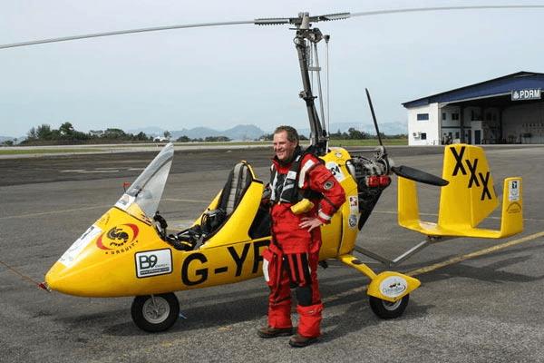 girocóptero modelos