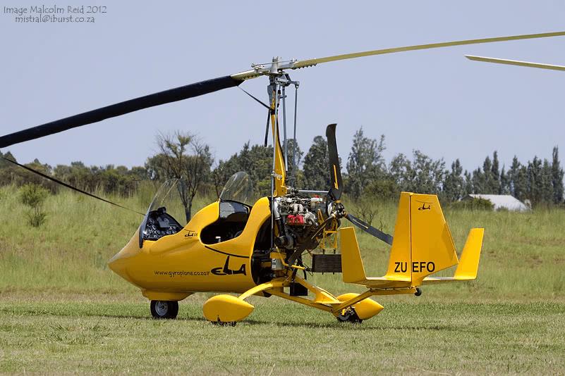 fotos de girocópteros