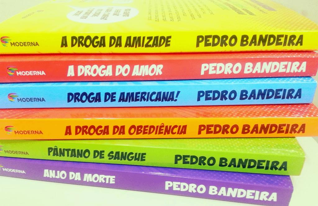 """Livro """"A droga da Obediência"""" - Pedro Bandeira"""