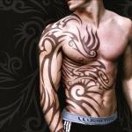 Tatuagens na Barriga
