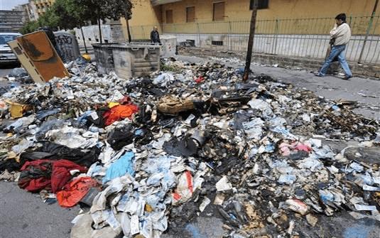 Lixo nas Ruas Redação