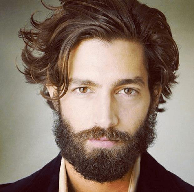 Homens de Barba - Fotos