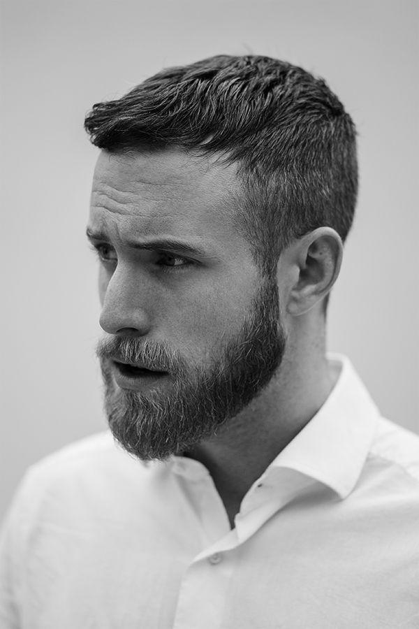 fotos de homens de barba