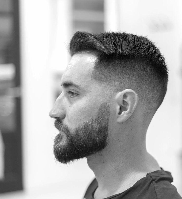 homens com barba