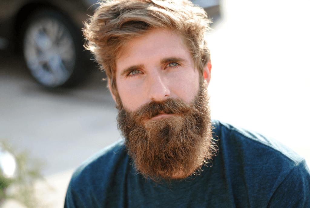 barbas grandes