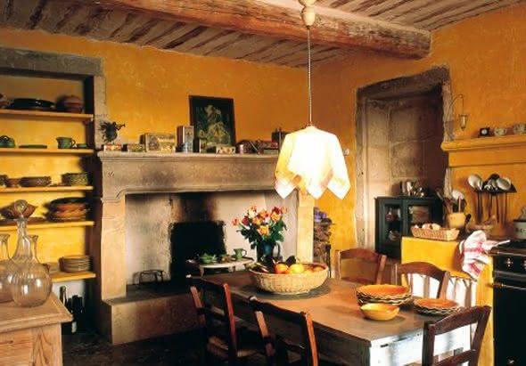 10 Modelos de Decoração de Casas de Roça