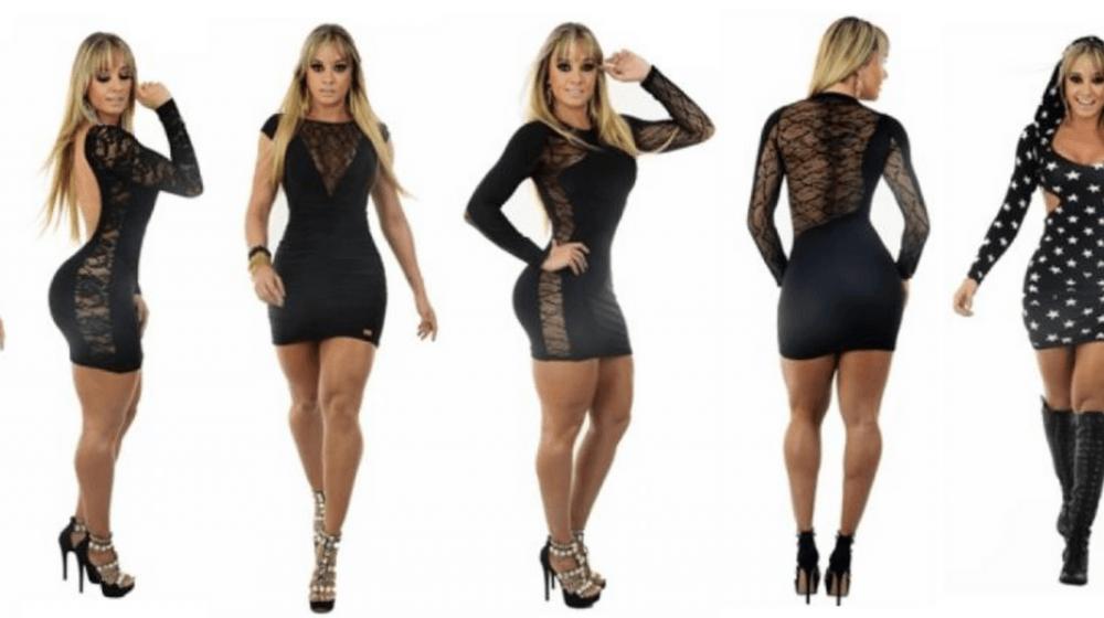 Maria Gueixa Vestidos
