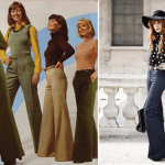 Moda anos 70 Feminina