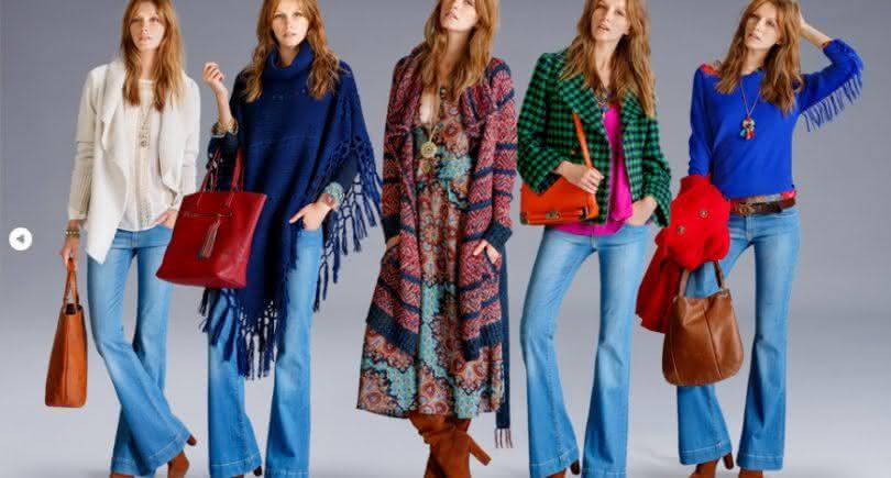 Moda anos 70 feminina moda hippie anos 70 - Moda hippie anos 70 ...