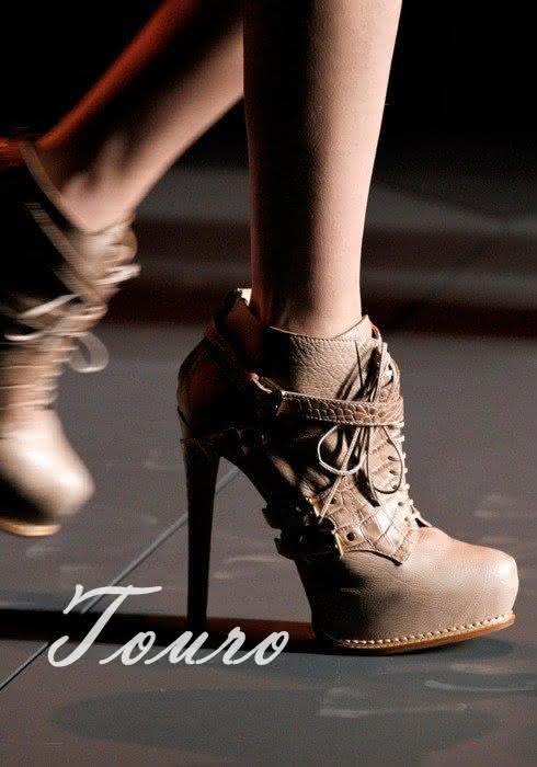 Sapatos para cada Signo Touro