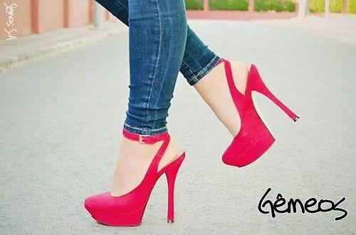 Sapatos para cada Signo Gemeos