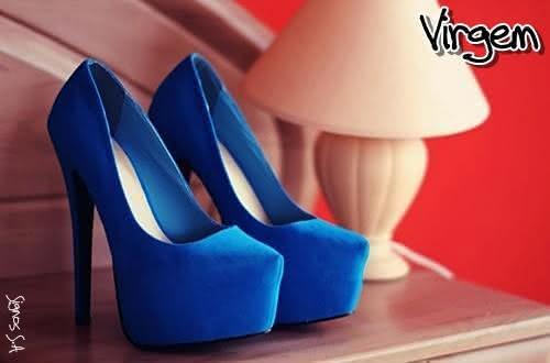Sapatos para cada Signo Virgem