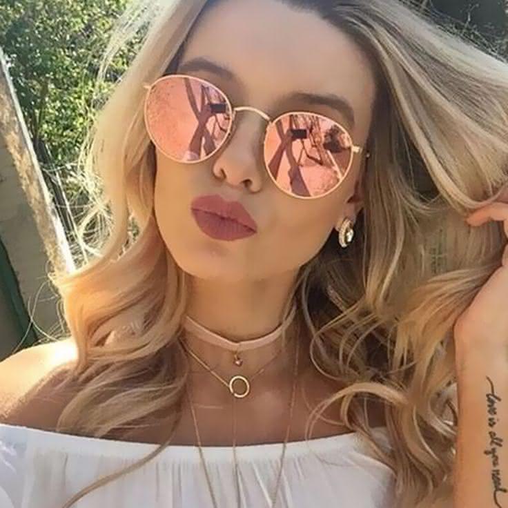 Tendencia de Oculos de Sol 2018   Oculos de Sol Feminino 2018 712e16190e