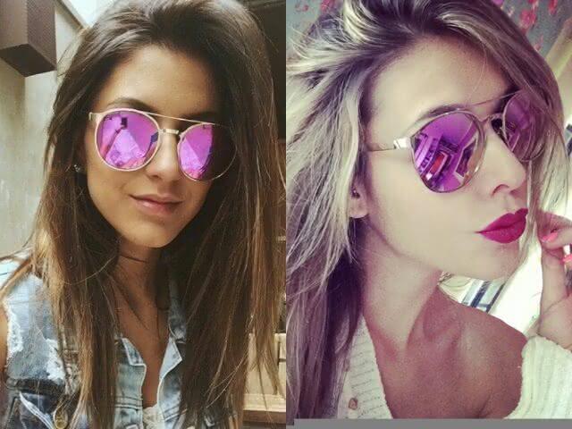 Tendencia de Oculos de Sol 2018   Oculos de Sol Feminino 2018 2bf5c7e183