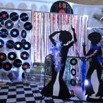 Decoração Festa Anos 80