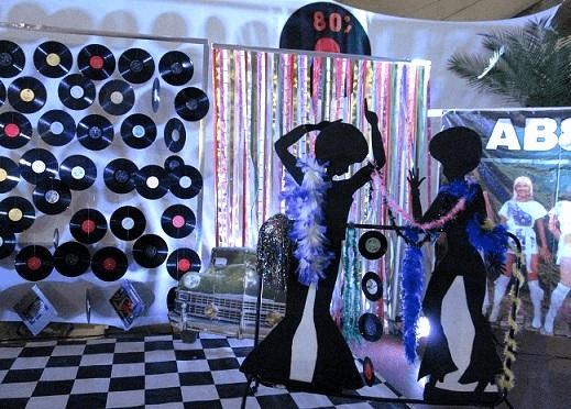 festa anos 80 como decorar