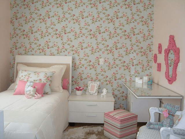 decoração com tecido