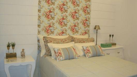 tecido de parede decoração