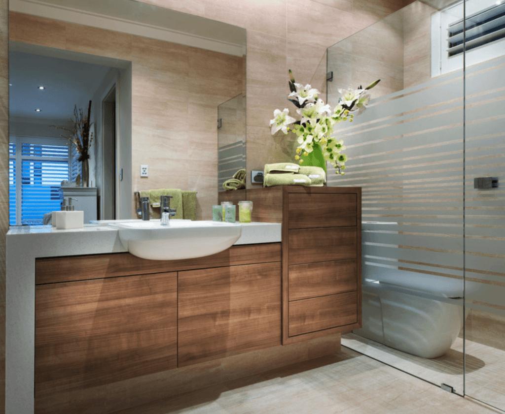 armarios de banheiros
