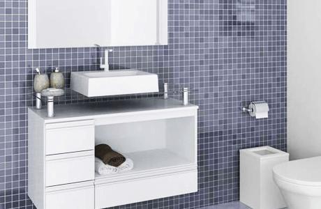 armarios para banheiros fotos