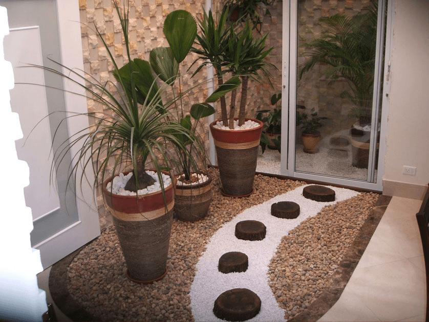 Vasos decoração jardinagem