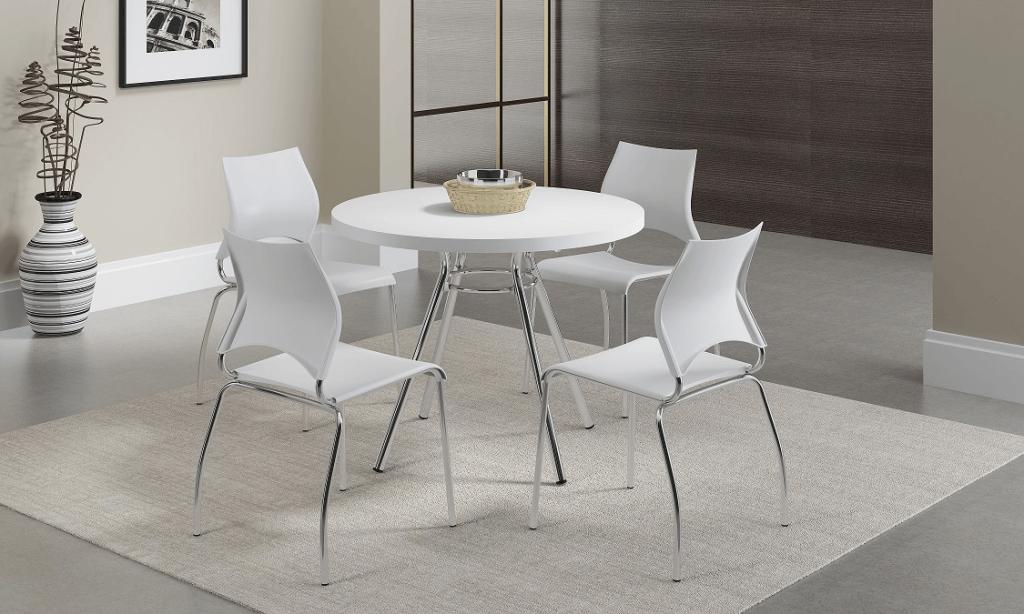 Modelos de Mesa com 4 Cadeiras
