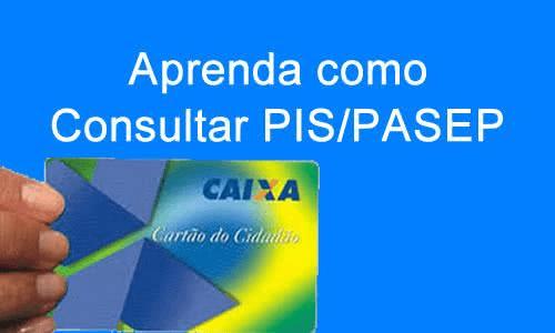 Consulta do PIS