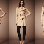 Trench Coat Feminino Impermeavel