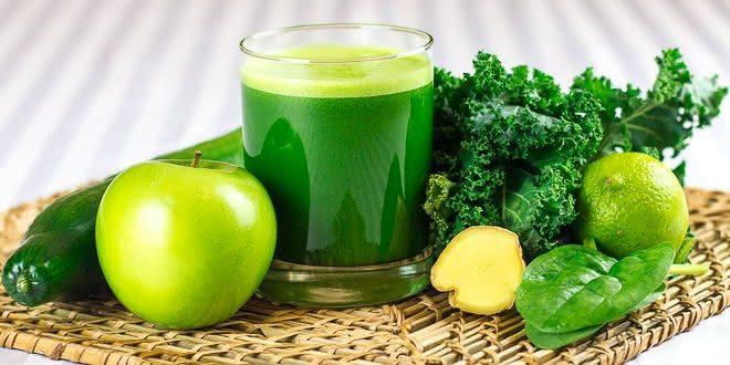 Suco verde detox: quais os benefícios pro corpo?